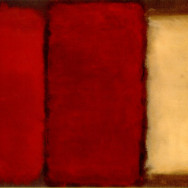 Red, a play at the Arkansas Rep, is based on the life of Mark Rothko.